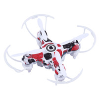 Wholesale toy airplanes helicopters - 2 G CH Mini RC Quadcopter Drone with MP Camera HD Video RTF Quadcopter Drones Remote Control Helicopter Drone E905 Airplane Toys