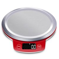 Gason C4 LCD Kitchen Scales Digital Gram Metal Electronic Mini Minist Balance Food Measure Tools Pallet Food 3kgx0. 1g
