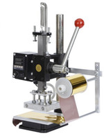 Wholesale Hot Stamping Printer - China supplers quality products manual hot foil stamping machine for shoe t-shirt leather mark