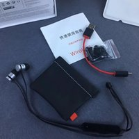 ingrosso trasduttore auricolare per cuffie ipad-A +++ Cuffia stereo wireless URBS Cuffia auricolare bluetooth con cancellazione del rumore in-ear per iphone ipad samsung LG Smart phone Drop EUB