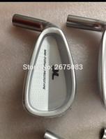 ferros ajustados da esquerda venda por atacado-Atacado-Left Hand Iron Set TourOK Irons Golf Golf Clubs 3-P (8PCS) frete grátis