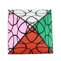 jouets en trèfle achat en gros de-Cube Style Verypuzzle Trèfle Octahedron Puzzle Haute Qualité Édition Limitée Twisty Puzzle Jouets Éducatifs Magic Cube