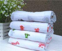 Wholesale organic bedding online - 17 styles Kids Muslin Swaddles Ins Wraps Blankets Nursery Bedding Newborn Organic high quality Cotton Bath Towels Parisarc Robes Quilt Robes