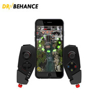 Wholesale force feedback for sale - 10X IPEGA PG Red Spider Wireless Bluetooth Gamepad Telescopic Game Controller Gaming Joystick For Android IOS Tablet PC