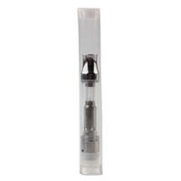 серебряные электронные сигареты оптовых-Оптовая G10 картридж со светодиодной подсветкой атомайзер 1.0 мл Серебряный Gunmetal два цвета электронные сигареты DHL доставка