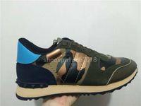 zapatos de cuero suave para hombre al por mayor-Runaway Low top Sneaker Platform Classic Casual Shoes Soft Leather Sports Skateboarding Shoes Womens Sneakers para hombre Zapato de deporte Tenis