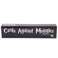 Wholesale Adult Poker - Cards Against Muggles The Harry Potter Version The game is strictly for adult player IMMEDIATELY DELIVERY