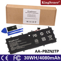 Hot selling KingSener New AA-PBZN2TP Tablet Battery for Samsung Chromebook XE500T1C 905S 915S 905s3g XE303 XE303C12 NP905S3G 7.5V 4080mAh