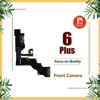 Wholesale spare lights resale online - New For iPhone Plus Front Small Camera Facetime Facing Cam With Proximity Light Sensor Ribbon Flex Cable Replacement Repair Spare Parts