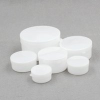 Wholesale Cosmetic Jars Sample Containers - 5g-50g Refillable Empty Cream Jar Makeup Sample Bottle Cosmetic Container Plastic Cosmetic Sample Jars Bottle Free ShippingM03052