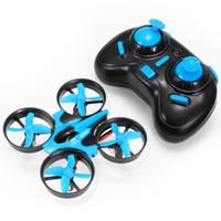 drone h8 mini venda por atacado-H36 Mini Drone RC Drone Quadcopters Modo Headless Uma Chave de Retorno RC Helicóptero VS JJRC H8 Mini H20 Dron Melhores Brinquedos Para Crianças BH281