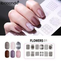 8dfc3fc20be25 Nuevo Nail Stamping Plates Lace Flower Animal Pattern Nail Art Sello  Estampado Plantilla Placa de la Imagen de Uñas Herramienta Diseños 12