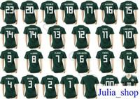 ladies jerseys NZ - 2018 World Cup Women Mexico Soccer Jersey 10 G.DOS SANTOS 14 CHICHARITO 18 GUARDADO 19 PERALTA 22 AGUILAR Custom Ladies Football Shirt