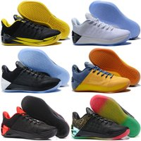 c9d92d043b71 Hot Sale 2018 Kobe 12 A.D EP Men s Basketball Shoes For Men Kobe Kobes XII  Elite Sports KB 12s AD Low Sports Trainers Sneakers Size US 7-12
