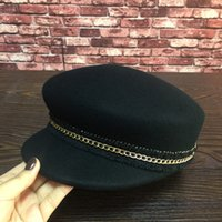 Europe and the United States wool hat cf5444147bf6