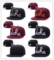 ordu moda erkek kap toptan satış-Sıcak Moda 2018 In4mation Aloha Ordu Snapback Spor Şapka Snapbacks Beyzbol Şapkası Erkekler Kadınlar Için Snapback Şapka Caps