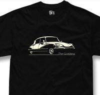cca9c1e1b4 T-shirt per i fan Citroen DS dea la deesse t shirt auto classica + felpa  Mens 2018 fashion Brand 100% cotone Printed Round