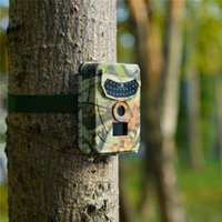 ingrosso telecamere gommose-Wild Camera-Traps 12MP 1080P Motion Triggered Hunting Wildcamera Trap IP56 Impermeabile Outdoor Night Vision Trail Camera