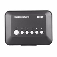 avi mkv hdmi media player achat en gros de-Lecteur multimédia HD 1080P Vidéos SD / MMC SD MMC RMVB MP3 Multi-TV USB Lecteur multimédia HDMI Prise en charge du lecteur de disque dur USB