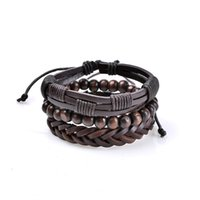 Shop easter gifts for girlfriend uk easter gifts for girlfriend pu leather bracelet bangles mens leather bracelets 2018 pulseira masculina jewelry charm for boyfriend girlfriend women men drop ship negle