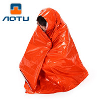 Wholesale tool kit foam resale online - Outdoor Hiking Camping cm Thicken Warming Emergency Blanket Climbing Outdoor Survival Kits Rescue Equipment Survival Tools