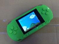 jeu vidéo 2.7 achat en gros de-Joueur de jeu PXP3 (16 bits) 2,7 pouces Écran LCD de poche Lecteur vidéo de jeu Consoles Mini Portable Game Box FC