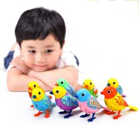 Wholesale wholesale pet bird toys - 20 Songs Bird Pets Sing Solo Intelligence Music Toys Funny Children Gift Multi Color New 21ry C