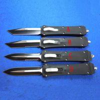 ingrosso interruttori a coltello-Microtechs cobra MT05566 coltello da tasca tattico in lega di alluminio 440 strumenti da campeggio in lega di alluminio per coltelli