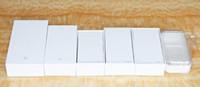apple iphone 5s 5c сотовые телефоны оптовых-Коробка для сотового телефона Пустые коробки Розничная коробка костюм для Iphone 5 5s 5c 6 6s плюс 7 7s плюс для S3 S4 S5 S6 край S7 край плюс Note Версия 3/4/5 для США и Великобритании