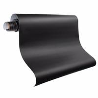 bilderrahmen für kindergarten großhandel-Hohe Qualität Schwarz Chalk Board Blackboard Removable Vinyl Wandaufkleber Home Schlafzimmer Büro Kinderzimmer Aufkleber Tafel
