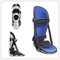 Wholesale Brace Splint - Fitness Ankle Supports Splint Fit Plantar Adjustable Stabilizer brace Guard Legging support sport protector Ankle Straps