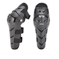 Wholesale suit protectors resale online - Riding Protective Clothing Kneepad Four Piece Suit Knee Protector Motorcycle Knight Riding Kneepads Road Vehicle Men Anti Fall lg ii