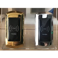 Wholesale contactless smart cards - Smart desk cabinet locks contactless small furniture cabinet door locks with RFID card reader good quality