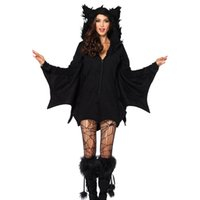 Wholesale unique women costumes for sale - Witch Cosplay Costume Unique Halloween Stylish Cosplay Outfit Cosplay Kit Showing Costume Party Supplies for Girls Women
