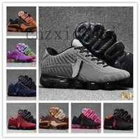 caixa md venda por atacado-2018 homens mulheres kpu md tênis on line moda homens formadores respirável lace up sapatilhas calçados esportivos tamanho us 5.5-13 com caixa
