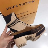 Wholesale medium duty - 2018 new fashion luxury brand high quality leather and heavy-duty soles comfortable breathable leisure Many colors