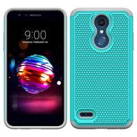 Wholesale cell phone case football for sale – best Classic football Cases For LG Stylo K30 K10 Silicone PC TPU Dirt resistant Shockproof Hot sell Cell Phone Case