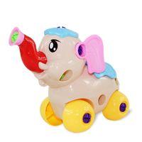 Wholesale kids toys resale online - Simulation Kids Disassembly Elephant Car Toys DIY Educational Assemblage Blocks Toy for Boys Children