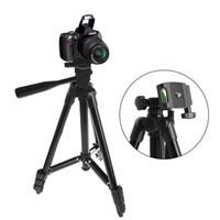 штатив штатива оптовых-1 PC Universal Flexible Portable DV DSLR Camera Tripod For Sony Nikon With Nylon Bag