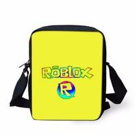 Messenger Bags Small Roblox School bag for Men Male Crossbody Bags Kids  Boys Girls Mini Shoulder Bag Mens Women Cross Body 90eb496256493