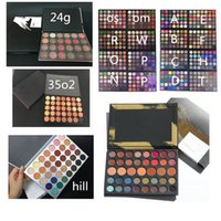 Wholesale Holidays Nature - New Makeup Eyeshadow Palette 24G Grand Glam 35O2 Second Nature 39A HOLIDAY DARE TO CREATE 35 The JaclYn Hill Palette Mixed Wholesale
