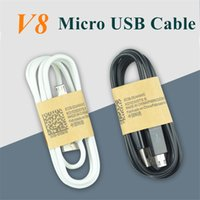 Wholesale android phone zte - Micro USB Cable 1m 3.3ft phone chargers fasr charge Sync Data Cable Adapter For Android Smart Phone Samsung LG ZTE Huawei Google