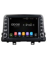 Wholesale Tv Tuner Dvd Auto - CANUS optiional Android8 Octa 8 Core CPU Car DVD Player GPS Navigation Radio Stereo for KIA PICANTO MORNING 2017+ CAR Radio Auto Multimedia