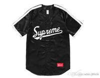 Wholesale Designer O - New 2018 Mens Summer Tees Plus Size O-neck Short Sleeve T Shirt Milk Printed Cotton T-shirt High Designer Clothing S-XXL