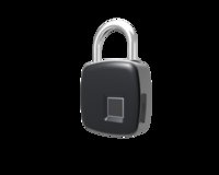 Wholesale door anti theft lock - Fingerprint Padlock Smart Security Lock Waterproof Anti-theft Keyless Padlock Outdoor for Gym Door Backpack Luggage Suitcase Bike Office