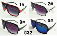 en yeni araba toptan satış-Ucuz yaz yeni Lüks kadın sürüş ARABA Güneş Gözlüğü bayanlar Moda tasarım güneş gözlüğü bisiklet Gözlük siyah güneş gözlükleri uv ücretsiz kargo