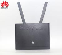 desbloquear dispositivo sim venda por atacado-Desbloqueado Huawei B315 B315s-22 com Antena 150 Mbps 4G LTE CPE WIFI ROUTER Modem com Slot Para Cartão Sim de até 32 Dispositivos