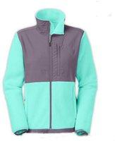 bayanlar kış kara palto toptan satış-Sıcak 2018 Yeni Bayan Kış Polar Ceketler Coats Açık Rüzgar Geçirmez Nefes Ceket Siyah Beyaz Yüz Bayanlar Coats 15 Renk S-XXL Kuzey