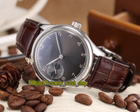 Wholesale mens white leather belt strap resale online - 7 Color Cheap High Quality Portugieser Mechanical hand winding Mens Watch mm White Dial L Steel Case Leather Strap Sport Watches