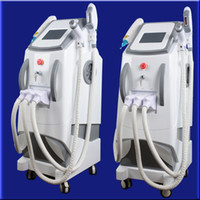 Wholesale ipl hair for sale - ipl laser facial rejuvenation permanent hair removal machines home use tattoo removal nd yag DHL